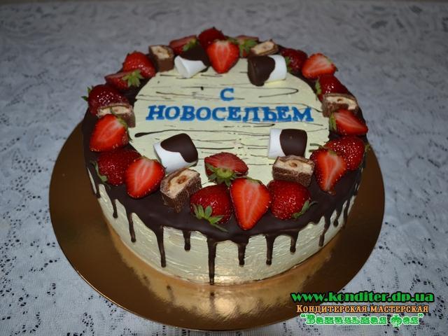фото торты с новосельем
